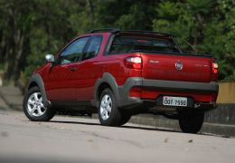 Impressões da Fiat Strada Trekking CD 1.6