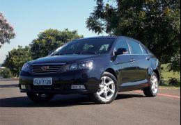 Geely lança o sedan EC7 por R$ 50.000