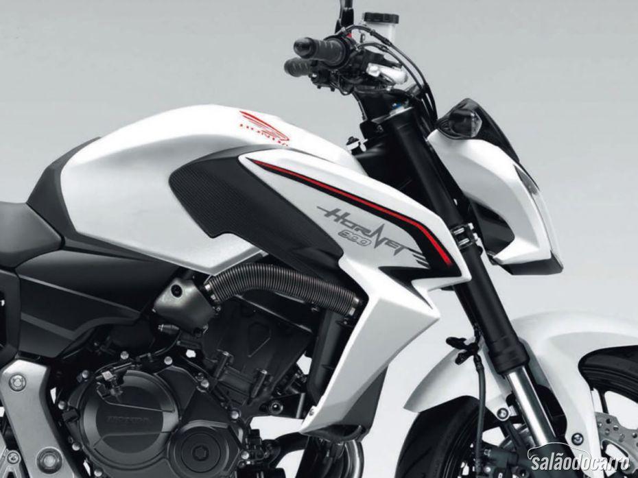 Hornet 800 pode ser a próxima novidade da Honda