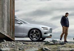 Volvo revela o Concept XC Coupe