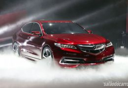 Acura apresenta o TLX Prototype