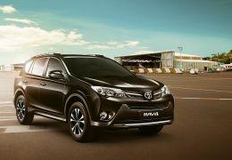 Toyota RAV4 2014 chega ao Brasil por R$ 101.820