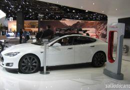 Tesla Motors apresenta Model S 2014
