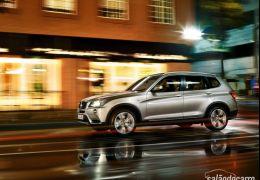 BMW X3 ganha reestilização