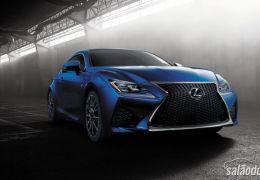 Lexus apresenta RC F no Salão de Detroit
