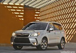 Subaru Forester 2.0 XT Turbo chega ao Brasil