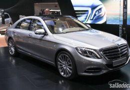 Mercedes-Benz apresenta S600 no Salão de Detroit