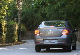Teste do Renault Logan Dynamique