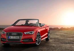 Audi revela S3 Cabriolet ao público