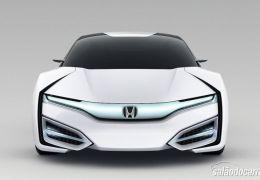 Honda apresenta o conceito elétrico FCEV