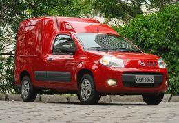 Impressões do Fiat Fiorino 1.4