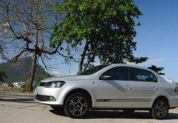 Teste do Volkswagen Voyage Seleção