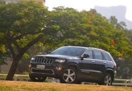 Teste do Jeep Grand Cherokee Limited