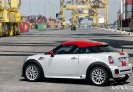 Novo Mini John Cooper Works Coupé chega ao Brasil por R$ 146.950