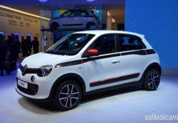 Renault leva Twingo para o Salão de Genebra
