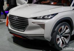 Hyundai apresenta conceito Intrado no Salão de Genebra