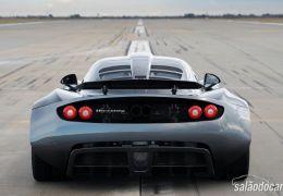 Venom GT faz 0-300km/h em 13.18 segundos