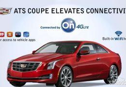 Cadillac coloca conexão 4G e loja de aplicativo em seus veículos