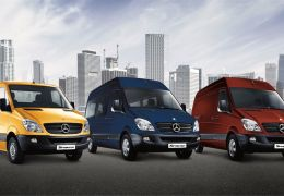 Gerente de marketing da Mercedes-Benz Sprinter, fala das perspectivas de crescimento do modelo