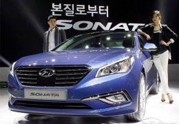 Novo Hyundai Sonata é apresentado oficialmente ao público