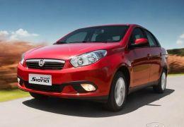 Fiat apresenta Grand Siena 2015 com mudanças sutis