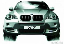 BMW confirma nova SUV top de linha: o X7