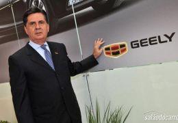 Geely inaugura primeira concessionária no Brasil