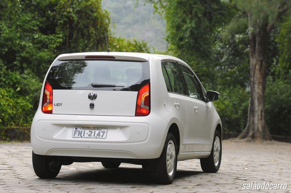 Volkswagen up! White up!