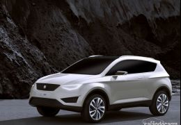 Seat: primeiro SUV compacto chega em 2016