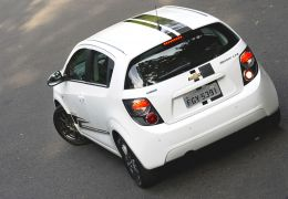 Teste do Chevrolet Sonic Effect