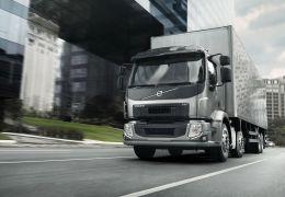 Lançamento da linha Volvo VM com câmbio I-Shift