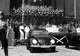 Como Hitler influenciou na fabricação do Fusca?