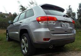 Lançamento da versão 3.0 litros CRD Turbo Diesel V6 do Jeep Grand Cherokee Limited