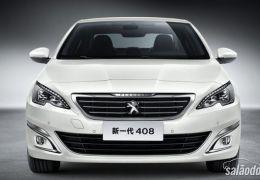Peugeot 408 é apresentado no Salão de Pequim