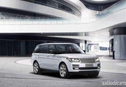 Range Rover ganha Hybrid Long Wheelbase no Salão de Pequim