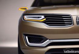 Lincoln apresenta o MKX Concept