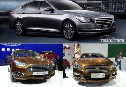 Grandes destaques do Salão do Automóvel de Pequim 2014