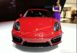 Porsche revela Boxster GTS e Cayman GTS em Pequim