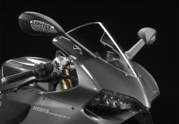 Ducati lança 1199 Panigale em homenagem ao Senna