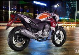 Honda lança CB 300R Repsol