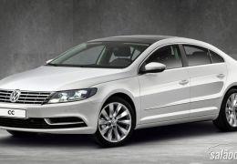 Volkswagen CC ganha motor 2.0 e preço de R$ 146.990