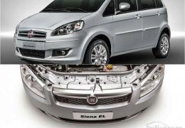 Fiat lança Idea e Siena EL 2015