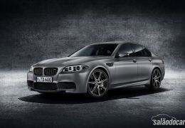 BMW lança edição especial do sedã M5
