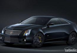 Cadillac mostra seu novo CTS-V Coupe Special Edition