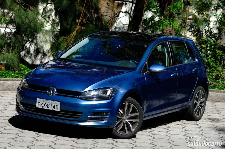 Volkswagen Golf Highline DSG