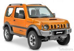 Suzuki lança Jimny 4SPORT 2015 por R$ 64.990