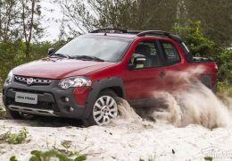 Preços da Fiat Strada 2015 são anunciados