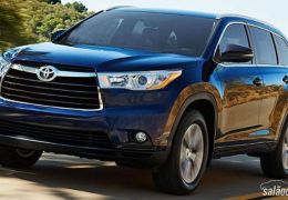 Toyota Highlander sofre recall