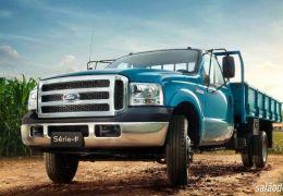 Ford inicia pré-venda dos modelos F-4000 e F-350