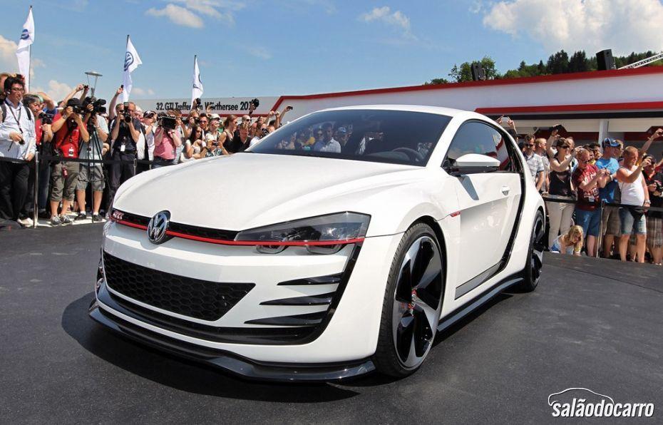 Conheça o Golf GTI Vision Gran Turismo